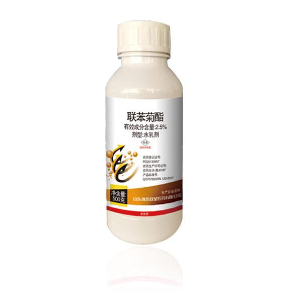 2.5%联苯菊酯EW